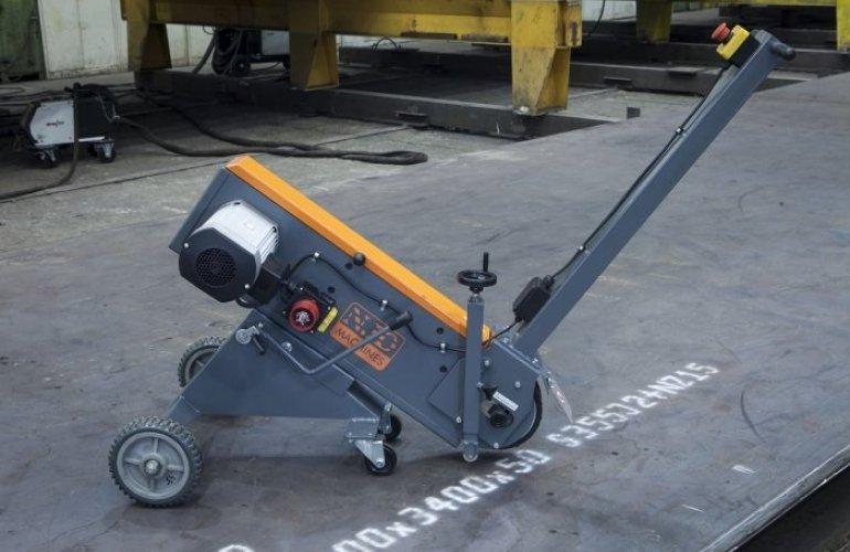 Belt grinder RUNNER 75