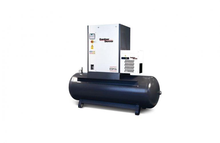 Compressor de parafusos rotativos 2.2 - 7.5kW