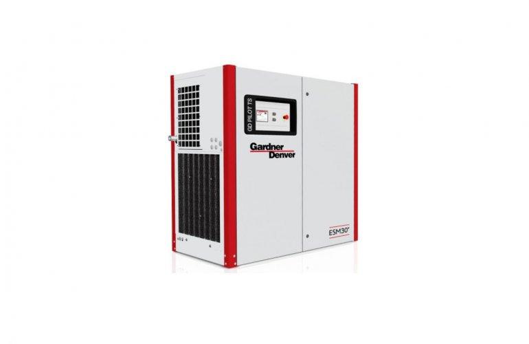 Compressor de parafusos rotativos ESM 30e - 45e  30-140