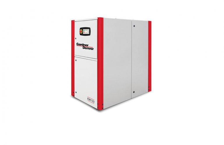 Compressor de parafusos rotativos ESM VS 23-29