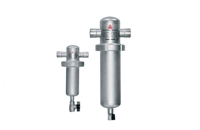 Filtro de Ar Acessível com Acessórios de Aço Inoxidável OIL-X