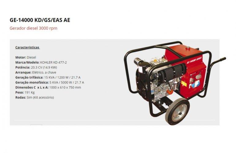 GE-14000 KD-GS-EAS AE