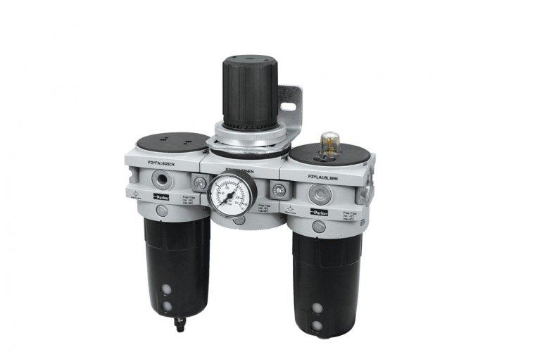 Global Hi-Flow Modular FRL COMBO - P3YCB SERIES