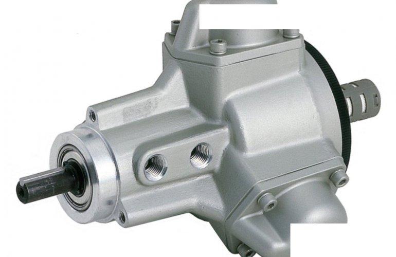 Motores de Ar de Pistão Rotativo Pneumáticos