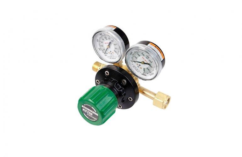 Regulador para botijas de caudal elevado Série ESS7