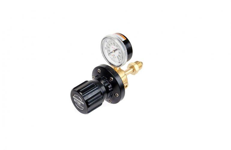 Regulador para botijas de líquido ELC4 Série EDGE Victor